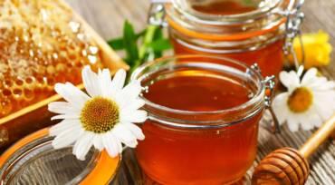 Tratar la tos con miel natural